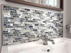 Carrara Grey Brick Tiles, Stone Tiles, Grey Mosaic Tiles, Brick Bonds, Glass Brick, Grey Brick, Tile Trim, Grey Glass, Grey Bathrooms