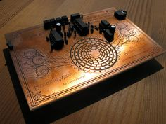 The Dirty Carter Experimental Sound Generating Instrument by asmo23, via Flickr