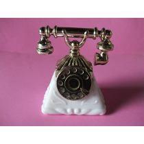 Frasco De Perfume Avon Telefono Miniatura Coleccionable.....