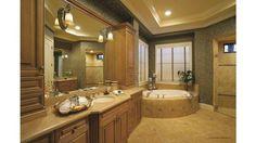Interior, Master Bathroom