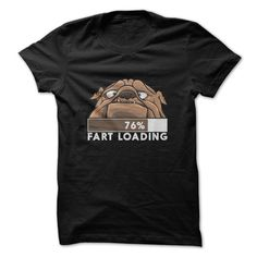Bulldog Fart Loading T-Shirts, Hoodies. GET IT ==► https://www.sunfrog.com/Pets/Bulldog-Fart-Loading.html?id=41382