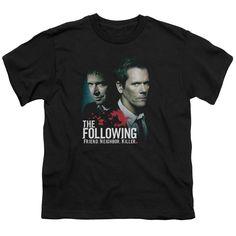 Following/Enemies-Black