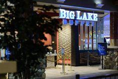 Little River Casino Resort  ENTRANCE TO BIG LAKE BUFFET
