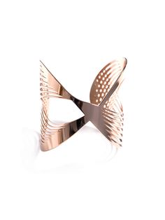 JOOMI LIM  Infinity cut-out cuff