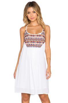 Garden Dress in White (revolveclothing.com)