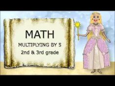 Multiplying by 9 4th Grade Math Worksheets, Printable Math Worksheets, Worksheets For Kids, Free Printables, Math School, Math Multiplication, Spelling Words, Educational Videos, Kids Learning