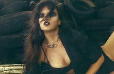 Jane Eyre Doyle - Google+  Zenina © 2015 Jane Eyre Photography.  #canon   #canonphotography   #canonusers  #photography #Janeeyredoyle #janeeyrephotography #black   #dark #freckles #grunge  #russianwomen #model   #nataliazenina #rain #sexy #sensual #darkmakeup