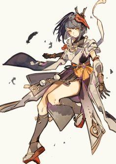 Sinon Ggo, Character Art, Character Design, Albedo, Cute Art, Art Inspo, Art Reference, Anime Characters, Anime Art
