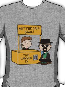 Better Call Saul, Breaking Bad T-Shirt