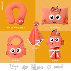 Mergulhe na Loja Papi e conheça a nova coleção Disney - Nemo   Acesse o site  www.lojapapi.com.br e procure pelos códigos:   Almofada de pescoço - 2655  Babador - 0951  Naninha - 2959  Travesseiro - 3861  Toalha - 1909   Aproveite o último dia de desconto da @demaeparamamae , ao finalizar a compra use o cupom PREFERIDOSDAMIRELA e ganhe 15% de desconto em todo o site!   #nemo #babador #bibs #travesseiro #pillow #naninha #disney #macio #bebe #lojapapi #mamae