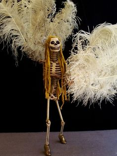 skeleton shadow puppet - Google Search