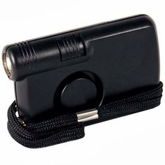 Eagle Defense Products.com PERSONAL ALARM WITH FLASHLIGHT - 130 dB Ear Piercing Sound