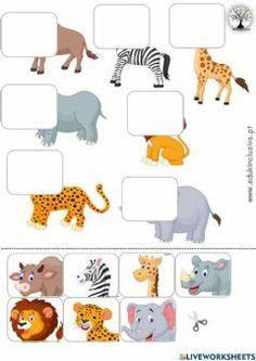 Creative Activities For Kids, Kindergarten Learning, Preschool Learning Activities, Baby Learning, Preschool Worksheets, Infant Activities, Book Activities, Teaching Kids, Kids Activity Books