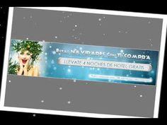 Ganate 4 Noches de Hotel Gratis con Cosmeticos de Lujo