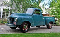 1952 Studebaker 2R51-2 Ton Pickup Truck