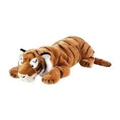 Jumbo Plush Tiger 30 Inch Cuddlekin by Wild Republic