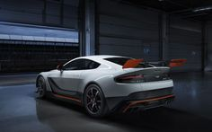 Oman Racing Team Aston Martin Vantage GT wallpaper x