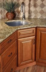 Society Hill   Kitchen Cabinets Under Corner Sink Cabinet, RGB Provided  By Closeout Cabinets Feasterville Trevose 19053
