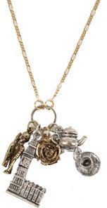 ShopStyle: Destination Charm Necklace