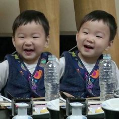 Happy Daehan | The Return of Superman Song Daehan, Superman Baby, Song Triplets, Miss You Guys, Love Park, Baby Pictures, Cute Kids, Songs, Baby Things