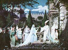 Greg & Tim Hildebrandt: The Wedding of the King