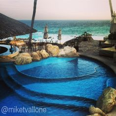 Paradise at One&Only Palmilla in Cabo.
