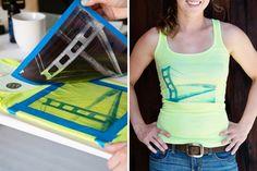 Lovin this, Inkodye Photo Fabric Dye Kit - The Photojojo Store! #wishlist