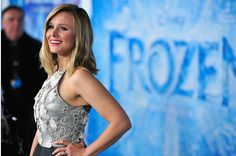 Kristen Bell Called A Little Girl With A Brain Tumor In Character As Princess Anna
