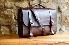 Cambridge Satchel Backpack by CHARTERMADE