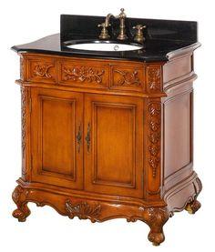DreamLine DLVBJ 011 Antique Bathroom Vanity