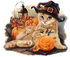pumpkin_time_by_kajenna-dafd657.jpg 1500×1237 пикс