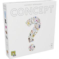 Critique de jeu: Concept