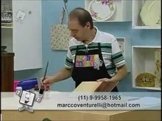 ATELIE NA TV EFEITO MADEIRA - YouTube