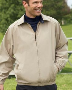 Checkout this very comfortable Harriton M710 Microfiber Club Jacket, available just for $21.59