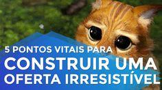 5 PONTOS VITAIS PARA CONSTRUIR UMA OFERTA IRRESISTÍVEL | ERICO ROCHA | P...