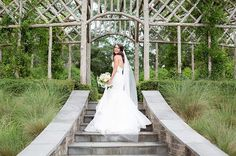 We shot this image, & less than 10 minutes later an hour long torrential rain/lightening/thunderstorm hit HARD!!! 😳 You'd never know dark clouds were looming by Erin's happy face here!! ❤️ Don't miss her SNEAK PEEK on our blog: www.tiffanyljohnson.com/blog  #tljbridals #tiffanyljohnson #erinsgettingmarreid @erin_barfield @reiddavis.usa @fca.new
