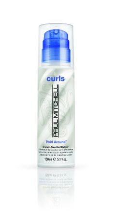 Paul Mitchell Curly - Just tried this stuff and it is the bomb.  Will be in my curly line of products!  Just need a couple of pumps for a full head of curls.