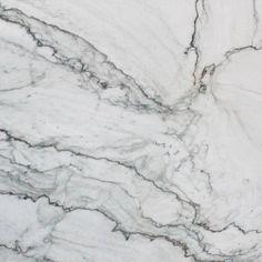 We just got this gorgeous new from Brazil. Meet Infinity White, a beautiful white stone with grey veins. Stone Coat Countertop, White Granite Countertops, Quartzite Countertops, Super White Granite, Super White Quartzite, Kitchen Dinning, Kitchen Redo, Kitchen Ideas, Kitchen Stuff