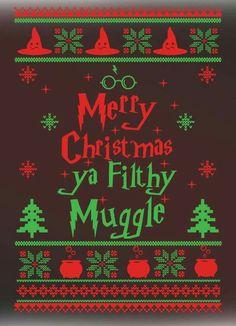 Harry Potter Love Christmas Eve Noche Buena