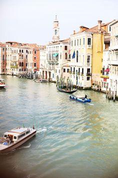 { Venice, Italy } The Floating City
