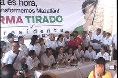 Televisoras Grupo Pacífico - Noticias. Es hora de transformar Mazatlán: Irma Tirado