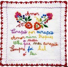 poesia dos namorados porto portugal - Pesquisa Google Portugal Travel, Porto Portugal, Tarot Decks, Sewing Techniques, Portuguese, Needlepoint, Embroidery Designs, Knit Crochet, Cross Stitch