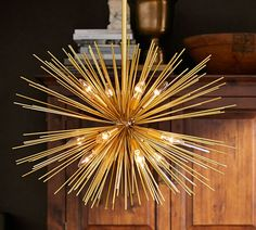 EXPLOSION CHANDELIER | Havenly