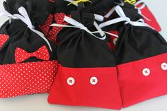 Mickey and Minnie favors
