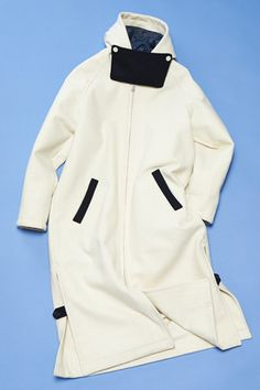 PHINGERIN ALL MELTON BENCH COAT