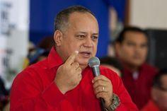 Diosdado Cabello rechazó represión durante referédum en Cataluña (+tuits)