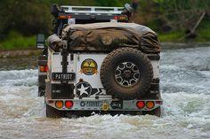 The Award Winning Patriot Camper X1 Off Road Camper Trailer - Patriot Campers