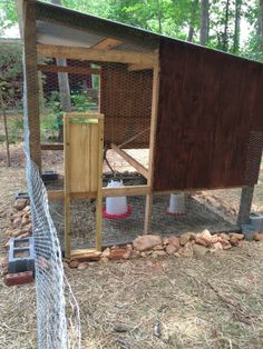 The House at Whisper Creek...: Chicken Report #10: New Fences...