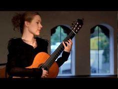 ▶ F. Tárrega, Capricho Arabe performed by Tatyana Ryzhkova - YouTube