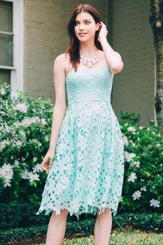 Harpeth Lace Dress $48.00